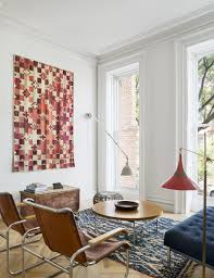 narrow living room rug decorative wall narrow long scandinavian living room