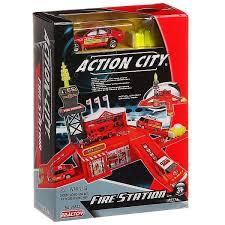 Игровой набор <b>REALTOY Пожарная станция</b> - купить по лучшей ...