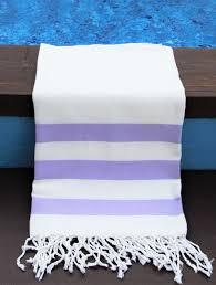 <b>BAMBOO</b> Hamam Towel SAILING light <b>lilac100x180</b> cm is thin, very ...