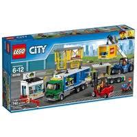 <b>Конструктор LEGO City</b> 60169 Грузовой терминал ...
