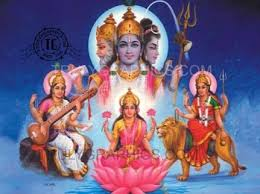 Image result for brahma vishnu shiva trinity