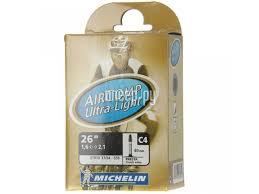 Купить <b>Велокамера Michelin C4 Comp</b> Ultra Light 26x1.4/2.125 ...