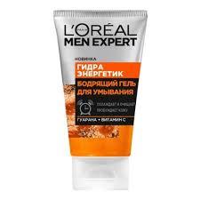 <b>Бодрящий гель для умывания</b> L'OREAL PARIS Men Expert Гидра ...
