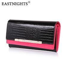 Wholetide <b>Eastnights</b> Wallets Crocodile Pattern 3d Women Wallets ...