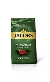 <b>Кофе молотый Jacobs Monarch</b> классический 230 г - отзывы ...