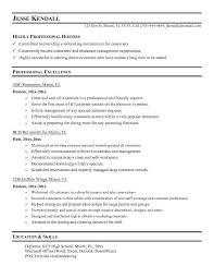 team member food and restaurant team member resume sample resume    resume templates restaurant