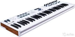<b>Arturia KeyLab Essential</b> 61 <b>Midi</b>-<b>клавиатура</b> купить в Санкт ...