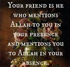 Image result for good company hadith