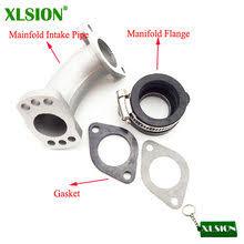 intake manifold carburetor joint boot for honda 1981 2013 crf 100f xr 100r 17110 ka8 000