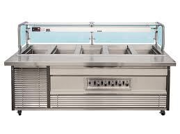 <b>Hot Cold Dual</b> Operation Cabinets - HCDO - G.A. Systems, Inc.