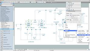 house electrical plan software   electrical diagram software    circuits and logic diagram software for macintosh os x and windows