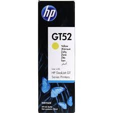 Картридж <b>HP</b> M0H56AE (<b>GT52</b>) (желтый) Желтый (<b>Yellow</b> ...