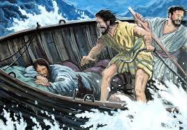 Image result for JESUS NA BARCA