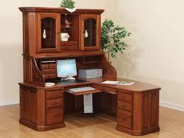 full size of desk excellent corner desks with hutch l shape mahogany finish solid wood shaped wood desks home