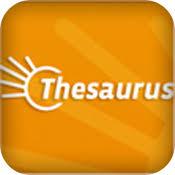 Bildresultat för thesaurus