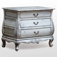 white chic shabby french style distressed