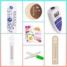 <b>Термометры и гигрометры</b> — Медтехника