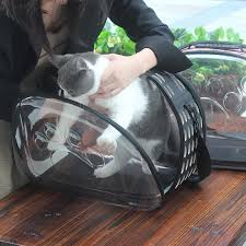 Portable Travel <b>Pet</b> Bag Outdoor Puppy <b>Dog Cat Carrier</b> Bags ...