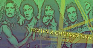 <b>Van Halen</b> Kick Off the '80s with '<b>Women</b> and Children First'