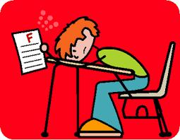 Resultado de imagen de fail exams