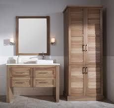 style six coordinated bath furniture shown with homestead panel door style in hickory with morel finish bathroom furniture popular design