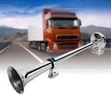 HURRISE <b>12v 150db</b> Super Loud <b>Single Trumpet</b> Air <b>Horn</b> ...