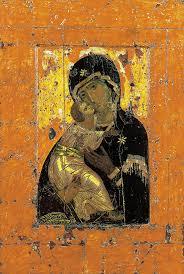 Владимирская <b>икона</b> Божией Матери — Википедия