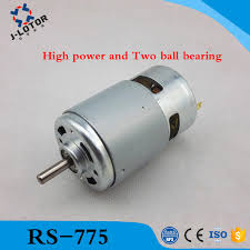 RS 775 <b>DC</b> 775 895 795 <b>Motor</b> For Drill 12V 24V 80W <b>150W</b> 288W ...