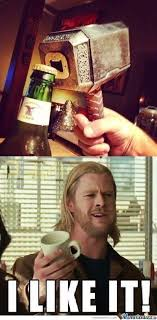 Female Thor Memes. Best Collection of Funny Female Thor Pictures via Relatably.com