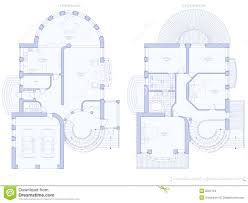 House   Architecture Plan Stock Images   Image  House   architecture plan