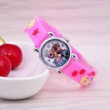 relogio feminino 2018 New relojes <b>Cartoon Children</b> Watch Princess ...