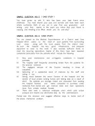 Sample Question Paper For UPSC Mains General Studies Paper V     Ethics Model paper