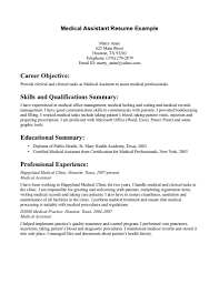 medical assistant resume no experience getessay biz medical assistant resume graduate 903 latest resume format medical assistant resume no