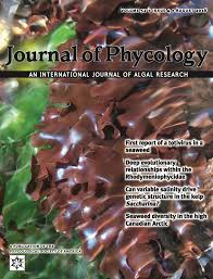 journal of phycology phycological society of america articles include reports on systematics ecology morphology cytology physiology biochemistry cell biology molecular biology genetics