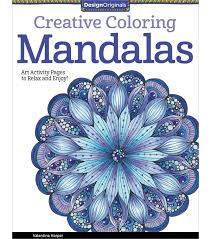 adult coloring books coloring books for adults jo ann adult coloring book creative coloring mandalas