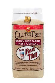 Creamy <b>Brown Rice Farina</b> :: Bob's Red Mill Natural Foods