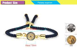 Hot Sale Bracelets Wholesale <b>10pcs lot High Quality</b> Blue Cz