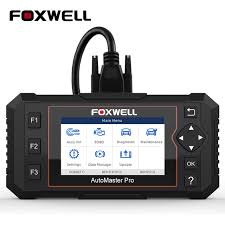 <b>Foxwell NT614 Elite OBD2</b> Automotive Scanner Engine ABS Airbag ...