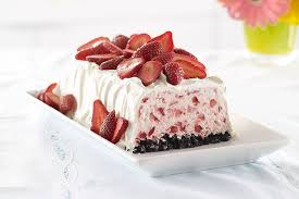 HEALTHY LIVING <b>Strawberry</b> Whipped Sensation - My Food and ...