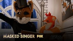 The Clues: Fox | Season 2 Ep. 3 | THE MASKED SINGER - YouTube