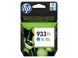 <b>HP 933XL</b> High Yield Cyan Original Ink Cartridge (<b>CN054AE</b>) | HP ...