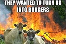 Evil Cows' Meme Takes Revenge on Humans via Relatably.com