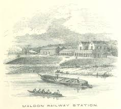 Maldon East and Heybridge railway station