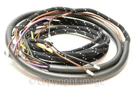 bsa wiring harnesses superb quality great price superb bsa a7 a10 rigid plunger wiring harness 1948 56 1571