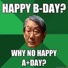 Birthday Meme Share This Funny Happy Birthday Meme On Facebook ... via Relatably.com