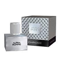 <b>ESTEL ALPHA HOMME</b> CHROME pour homme Eau de Parfum ...