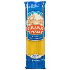 Спагетти <b>Grand DI Pasta</b> | Исследование товара от Роскачества