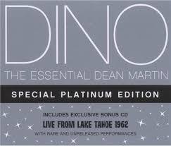 Essential <b>Platinum</b> Collection (2 CDs) by <b>Dean Martin</b> - CeDe.com