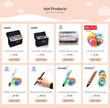 Myriwell <b>3D Pen 3D</b> Printing Pen With LCD Screen and Doodle ...