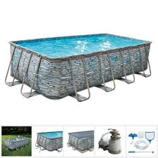 <b>Summer Waves</b> Elite - Above Ground Pools - Pools - The Home Depot